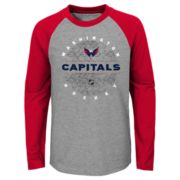 Boys 4-18 Washington Capitals Promo Tee