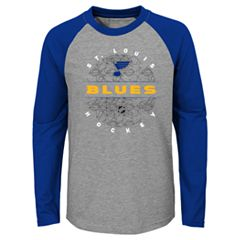 Boys 4-18 St. Louis Blues Promo Tee