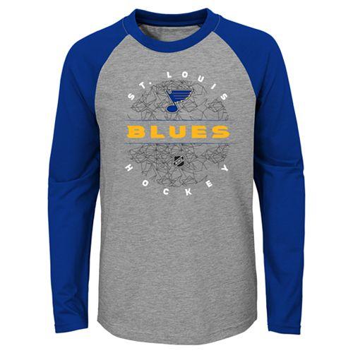 Boys 4-18 St. Louis Blues Promo Tee