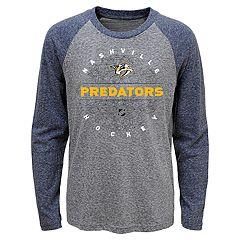 Boys 4-18 Nashville Predators Promo Tee