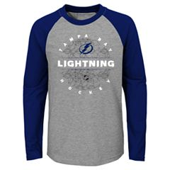 Boys 4-18 Tampa Bay Lightning Promo Tee