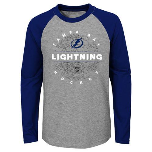 Boys 4-18 Tampa Bay Lightning Promo Tee