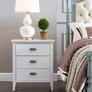 Leick Furniture Laurent Charging Station Nightstand