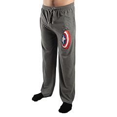 Men's Marvel Captain America Shield Sleep Pants