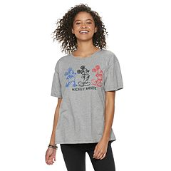 Disney's Mickey Mouse 90th Anniversary Juniors' Sketch Tee