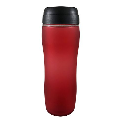 St. Nicholas Square® 17-oz. Red Thermal Mug