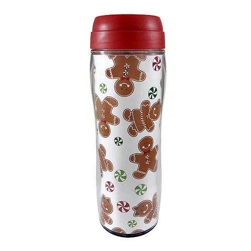 St. Nicholas Square® Gingerbread Thermal Mug