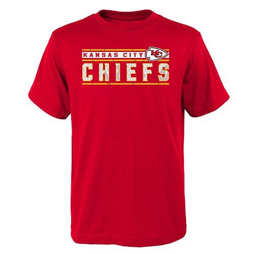 Boys 4-18 Kansas City Chiefs Re-Generation Tee