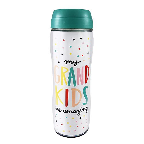 "St. Nicholas Square® ""My Grandkids are Amazing"" Thermal Mug"