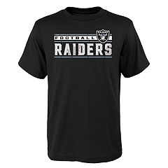 Boys 4-18 Oakland Raiders Re-Generation Tee