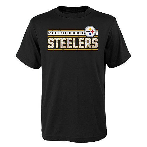 Boys 4-18 Pittsburgh Steelers Re-Generation Tee