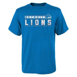 Boys 4-18 Detroit Lions Re-Generation Tee