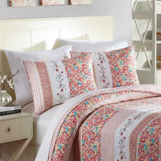 Mary Jane's Home Bright Blooms Standard Sham