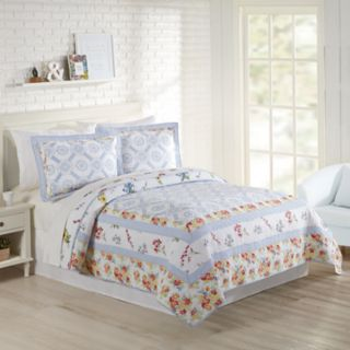 Mary Jane's Home Floral Patch Quilt