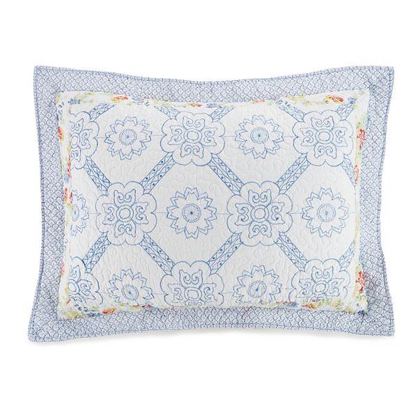 Margherita Missoni Allover Floral Standard Sham: Mary Jane's Home Floral Patch Standard Sham