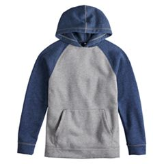 Boys 8-20 Tek Gear® Ultra-Soft Pull-Over Hoodie