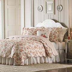 Mary Jane's Home Sweet Roses Quilt