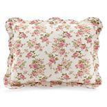 Mary Jane's Home Sweet Roses Standard Sham