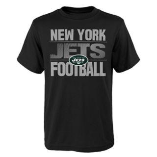 Boys 4-18 New York Jets Light Streaks Tee