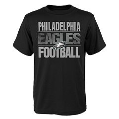 Boys 4-18 Philadelphia Eagles Light Streaks Tee