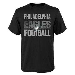 Boys 4-18 Philadelphia Eagles Light Streaks Tee