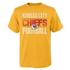 Boys 4-18 Kansas City Chiefs Light Streaks Tee