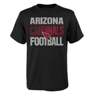 Boys 4-18 Arizona Cardinals Light Streaks Tee