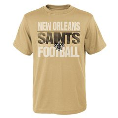 Boys 4-18 New Orleans Saints Light Streaks Tee