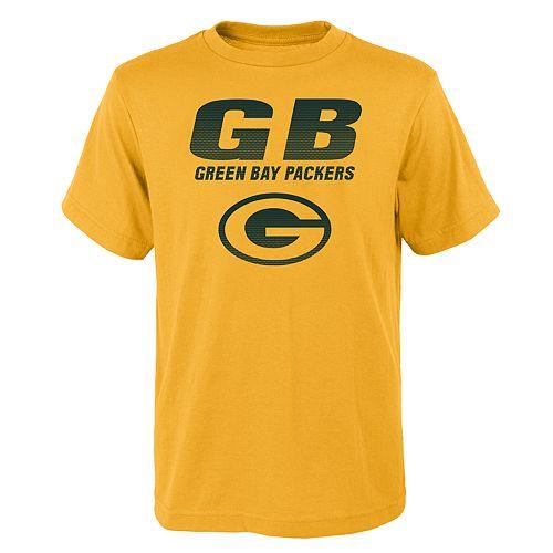 Boys 4-18 Green Bay Packers Hometown Tee