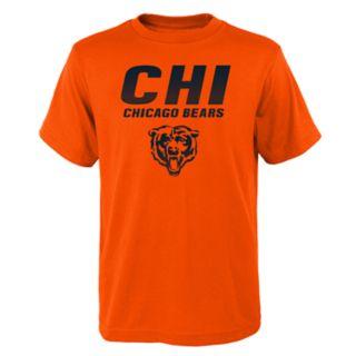 Boys 4-18 Chicago Bears Hometown Tee