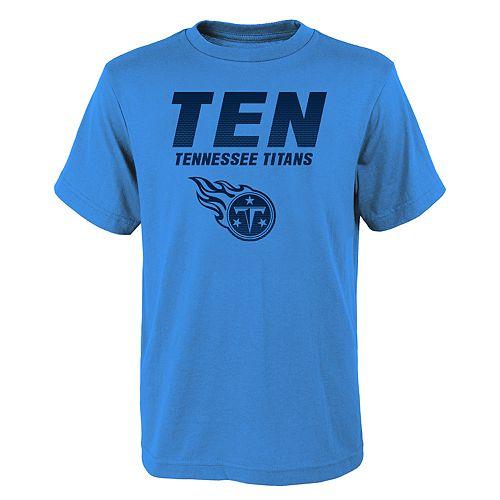 Boys 4-18 Tennessee Titans Hometown Tee