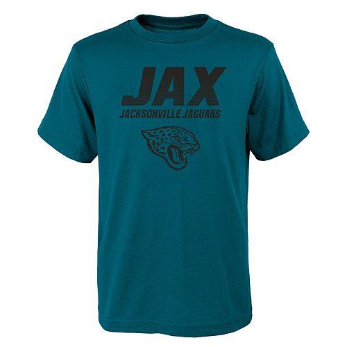 Boys 4-18 Jacksonville Jaguars Hometown Tee