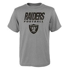 Boys 4-18 Oakland Raiders Hometown Tee