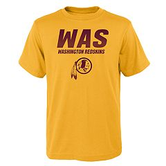 Boys 4-18 Washington Redskins Hometown Tee