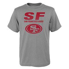 Boys 4-18 San Francisco 49ers Hometown Tee