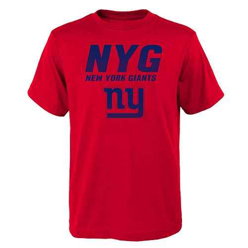 Boys 4-18 New York Giants Hometown Tee