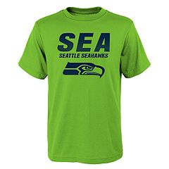 Boys 4-18 Seattle Seahawks Hometown Tee