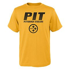 Boys 4-18 Pittsburgh Steelers Hometown Tee