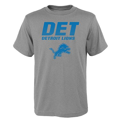 Boys 4-18 Detroit Lions Hometown Tee