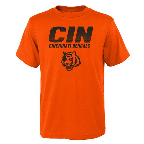 Boys 4-18 Cincinnati Bengals Hometown Tee