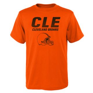 Boys 4-18 Cleveland Browns Hometown Tee