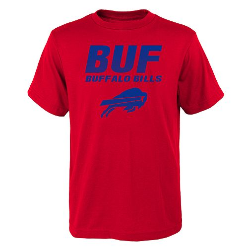 Boys 4-18 Buffalo Bills Hometown Tee