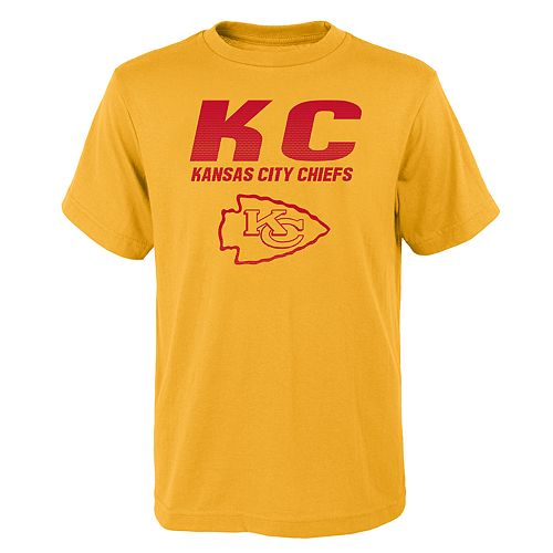 Boys 4-18 Kansas City Chiefs Hometown Tee
