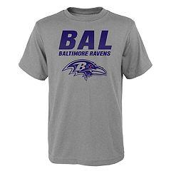 Boys 4-18 Baltimore Ravens Hometown Tee