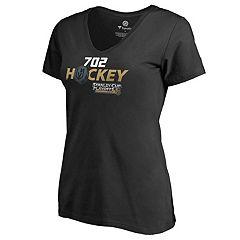 Women's Vegas Golden Knights 2018 Stanley Cup Playoffs 702 Tee