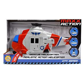 Maxx Action Rescue Helicopter