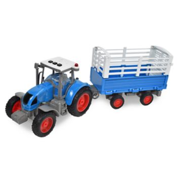 Maxx Action Tractor and Trailer