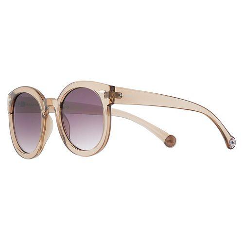 Converse 54mm Women's Round Sunglasses