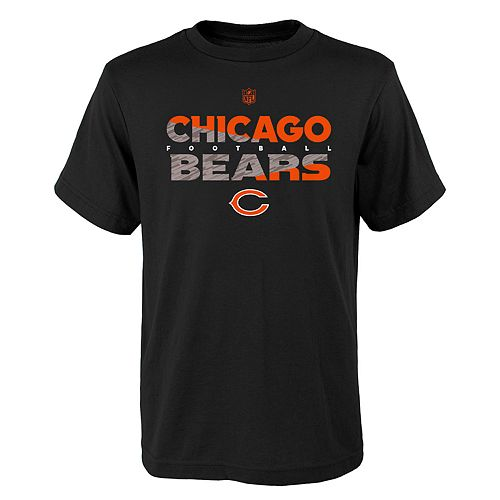 Boys 4-18 Chicago Bears Flux Tee
