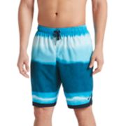 Men's Nike Optic Halo Horizon 9-inch Volley Shorts